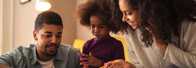 Building Stronger Families